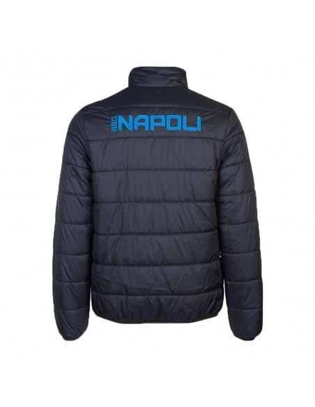 SSC NAPOLI BLUE KIDS PADDED JACKET 2018/2019